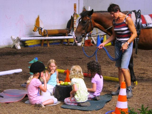 Kinderprogramm Erni & Pferd